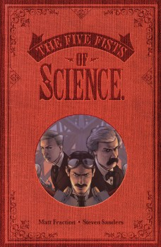 Five Fists of Science TP (New