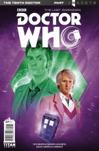 Doctor Who 10th Year Three #9 Cvr B Photo