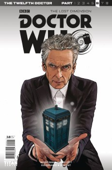 Doctor Who 12th Year Three #8 Cvr A Klebs Jr