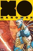 X-O Manowar (2017) #7 (New Arc) Cvr B Pollina