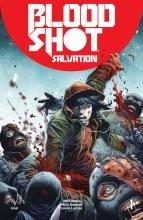 Bloodshot Salvation #1 Cvr C Battle Damaged Giorello