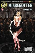 Misbegotten Runaway Nun #1 Cvr B Justin Case