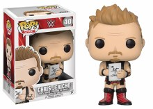 Pop Wwe Chris Jericho Vinyl Figure Box Damage