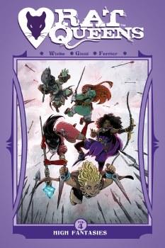 Rat Queens TP VOL 04 High Fantasies (Mr)
