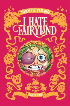I Hate Fairyland Dlx HC VOL 01