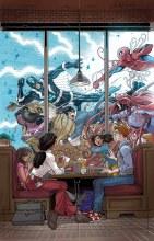 Inhumans Once Future Kings #2 (of 5)
