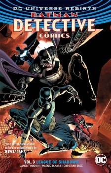 Batman Detective TP VOL 03 League (Rebirth)