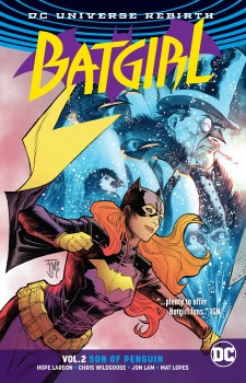 Batgirl TP VOL 02 Son of Penguin (Rebirth)