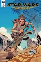 Star Wars Adventures #1 Cvr B Charretier