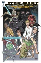 Star Wars Adventures #1 1:10 Incentive Var