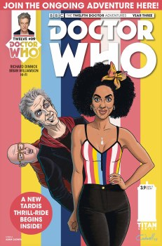 Doctor Who 12th Year Three #9