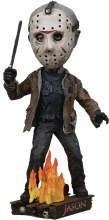 Friday the 13th Jason Voorhees Head Knocker