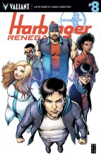 Harbinger Renegade #8 Cvr A Robertson
