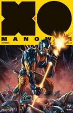 X-O Manowar (2017) #8 Cvr A Larosa