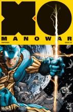 X-O Manowar (2017) #8 Cvr B Pollina