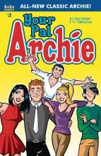 All New Classic Archie Your Pal Archie #3 Cvr A Reg Parent