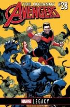 Uncanny Avengers #28 Leg