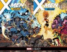 X-Men Gold #13 Leg