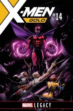 X-Men Gold #14 Leg