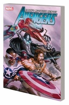 Avengers Unleashed TP VOL 02 S