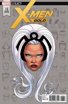X-Men Gold #13 Mckone Legacy H