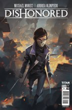 Dishonored Peeress and the Price #2 Cvr A Frost