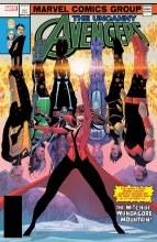 Uncanny Avengers #28 Malin Lenticular Leg