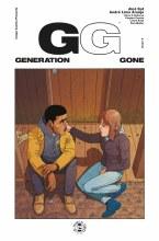Generation Gone #4 Cvr A Araujo & Ohalloran (Mr)