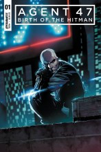 Agent 47 Birth of Hitman #1 Cvr A Tan