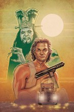 Big Trouble In Little China Old Man Jack #3 Main & Mix