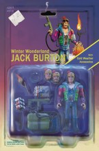 Big Trouble In Little China Old Man Jack #3 Subscription Var