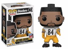 Pop Nfl Antonio Brown Steelers