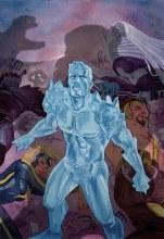 Iceman #7 Leg