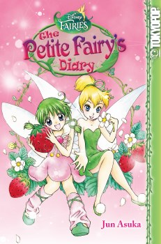 Disney Fairies Manga GN VOL 03 Petite Fairys Diary