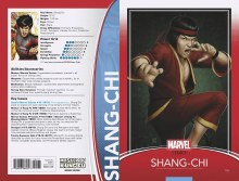 Master of Kung Fu #126 Christopher Trading Card Leg