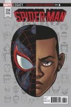 Spider-Man #234 Mckone Legacy Headshot Var Leg