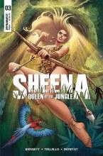 Sheena #3 Cvr A Moritat