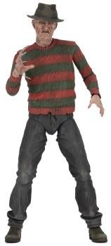 Nightmare on Elm Street II Ultimate Freddy Krueger 7in Af