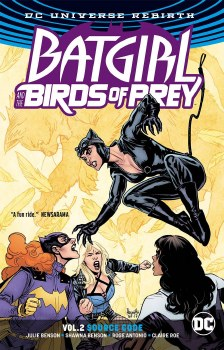 Batgirl and the Birds of Prey TP VOL 02 Source Code (Rebirth)