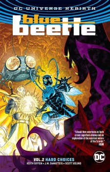 Blue Beetle TP VOL 02 Hard Choices (Rebirth)