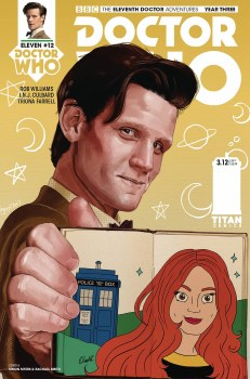 Doctor Who 11th Year Three #12 Cvr A Myers & Smith