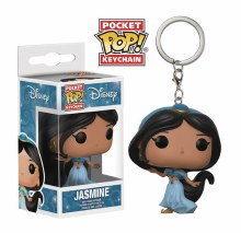Pocket Pop Disney Aladdin Jasmine Vinyl Fig Keychain