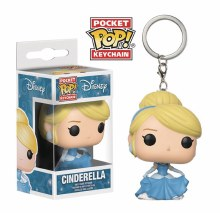 Pocket Pop Disney Cinderella New Vinyl Fig Keychain