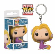 Pocket Pop Disney Tangled Rapunzel New Vinyl Fig Keychain