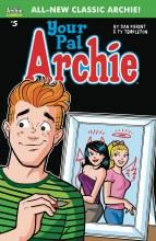 All New Classic Archie Your Pal Archie #5 Cvr A Reg Parent