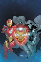 Invincible Iron Man #595 Leg