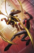 Spider-Man #235 Leg