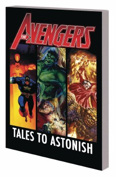 Avengers Tales To Astonish TP