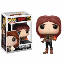 Pop Hellboy Liz Sherman Vinyl Figure