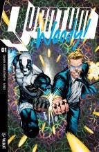 Quantum & Woody (2017) #1 Cvr B Ultra Foil Shaw